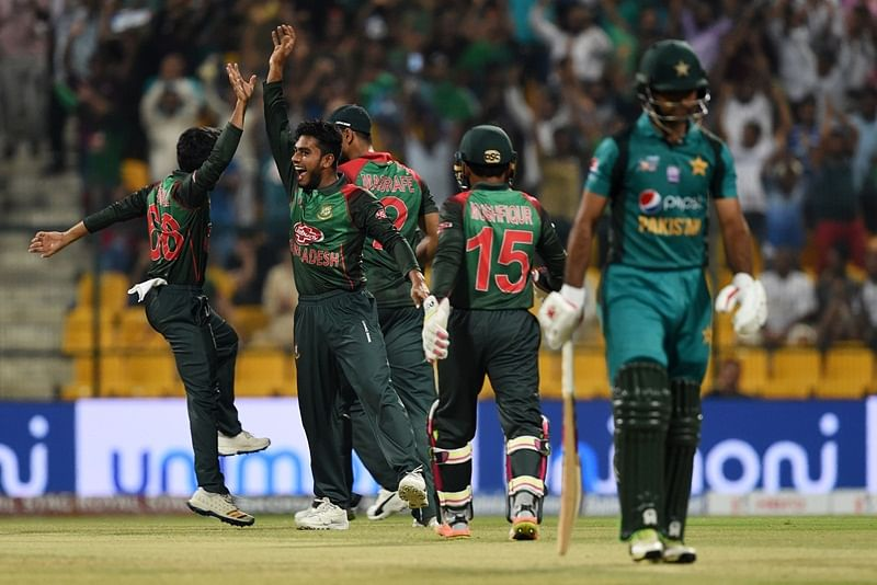 Asia Cup 2018: Bangladesh beat Pakistan by 37 runs to enter the finals