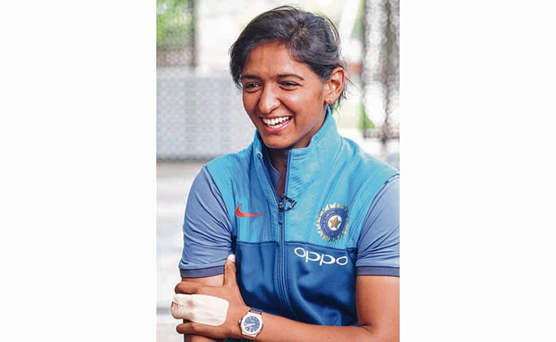 Kaur named captain of India in ICC Women's World T-20