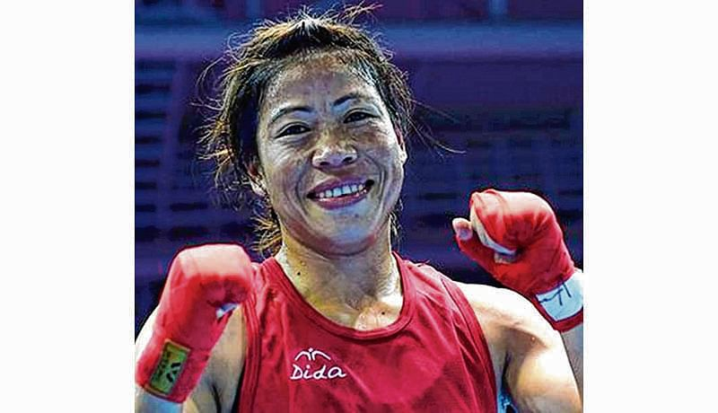 Mary Kom to lead Indian challenge