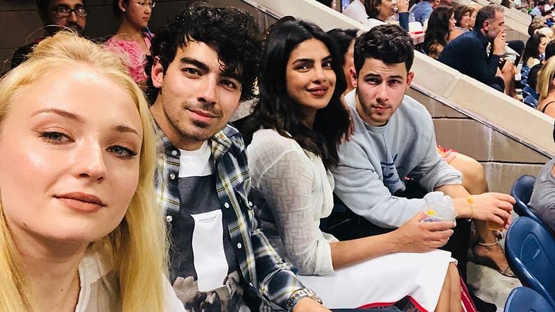 Priyanka Chopra wishes Sophie Turner, Joe Jonas on first wedding anniversary