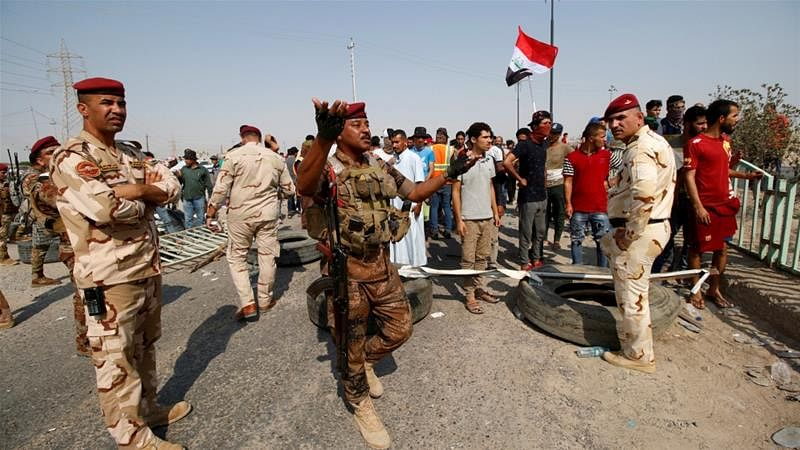Iraq: Curfew imposed in Basra city after violent protests leave 1 dead and 35 injured