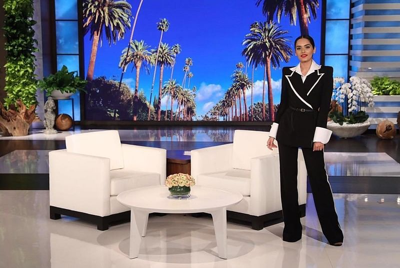 After Priyanka Chopra, Miss World Manushi Chillar to feature on 'The Ellen DeGeneres Show'? See pic