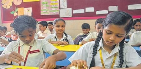 Indore: 6,800 applications submitted under Right to Education, 12,500 to be given admission in city