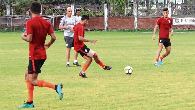 India kicks off SAFF Cup campaign against Sri Lanka in Dhaka today