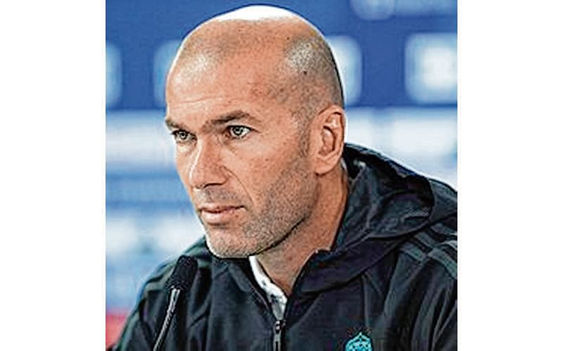 Sergio Ramos is leader in dressing room, Cristiano on the field, says Zidane