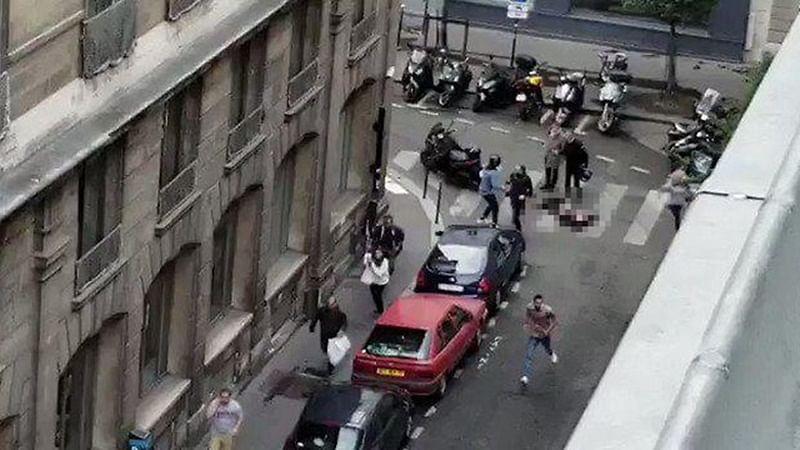 Charlie Hebdo victims get honoured in Paris