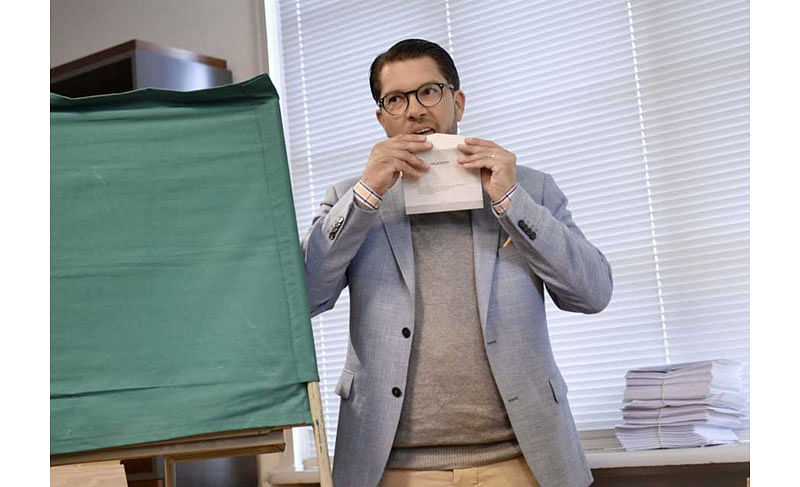Sweden general election may swing Far Right way
