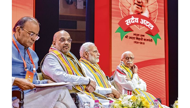 Govt is working for 'making India', Congress for breaking India: Amit Shah