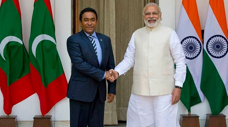 Maldives: India should not be left in the cold