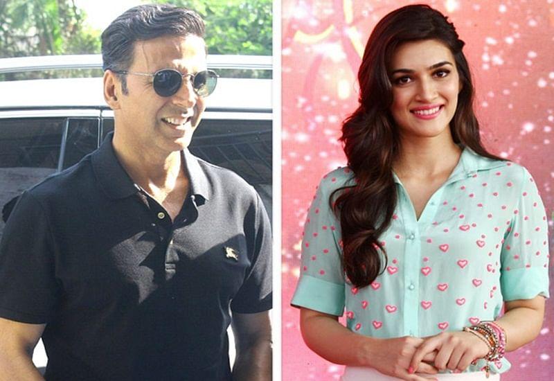 Housefull 4: Akshay Kumar and Kriti Sanon excited to shoot in Jaisalmer palace