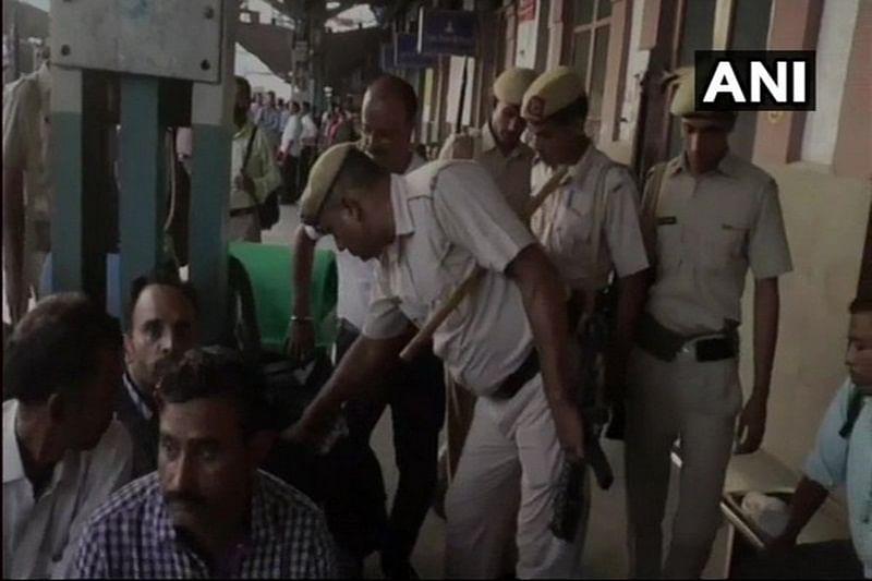 Haryana: Security beefed up at Ambala railway station post bomb threat