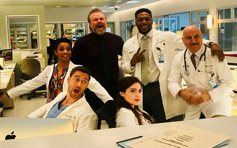 Anupam Kher set to thrill audience as neurologist in international series 'New Amsterdam'