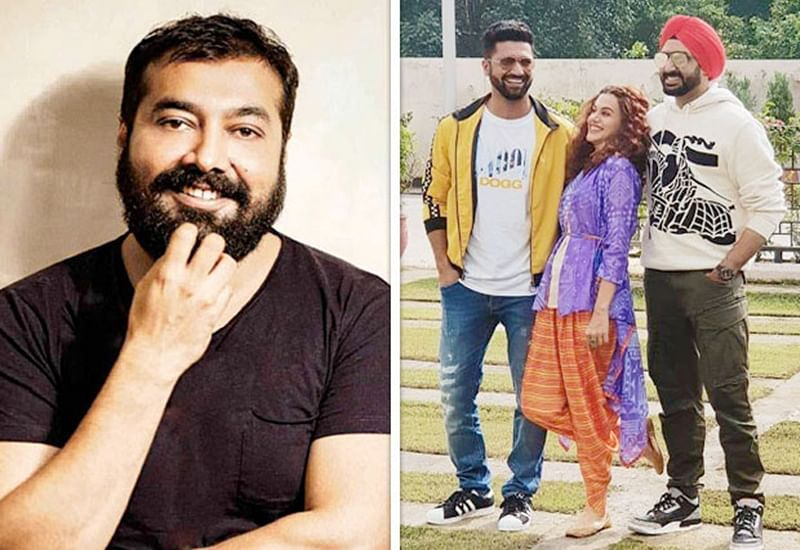 Manmarziyaan Controversy: Sikhs to file FIR for hurting religious sentiments in these scenes, Anurag Kashyap reacts