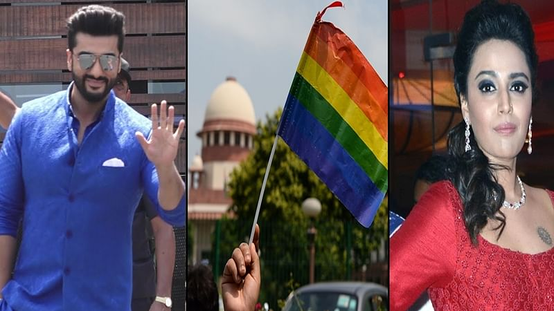 Gay sex is not a crime: Arjun, Swara Bhasker welcome SC's historic verdict of decriminalising homosexuality