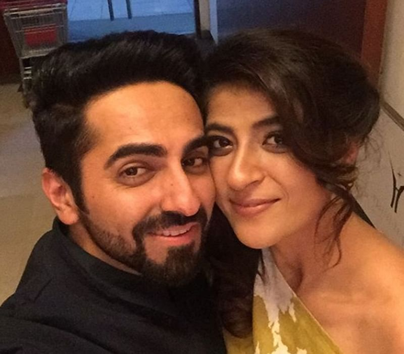 'My wife didn't want me to kiss on screen', Ayushmann Khurrana speaks of a rough patch in his marriage