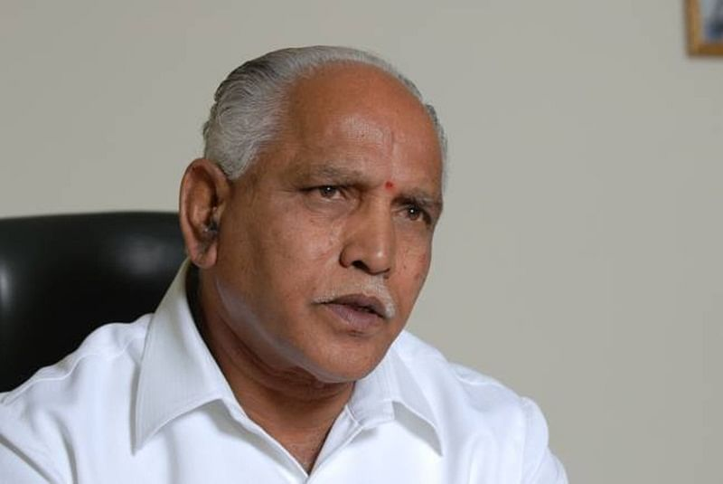 Lok Sabha elections 2019: EC flying squad inspects luggage of Yeddyurappa, KS Eshwarappa