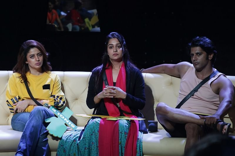 Bigg Boss 12: Anup-Jasleen shine amidst chaos, Deepak gets upset with housemates, all the drama from Day 1