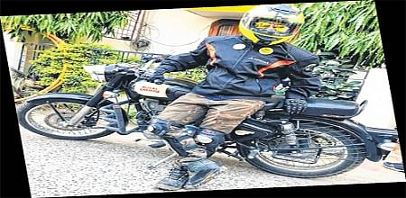 Indore: Dhoom machale with costly Bikes