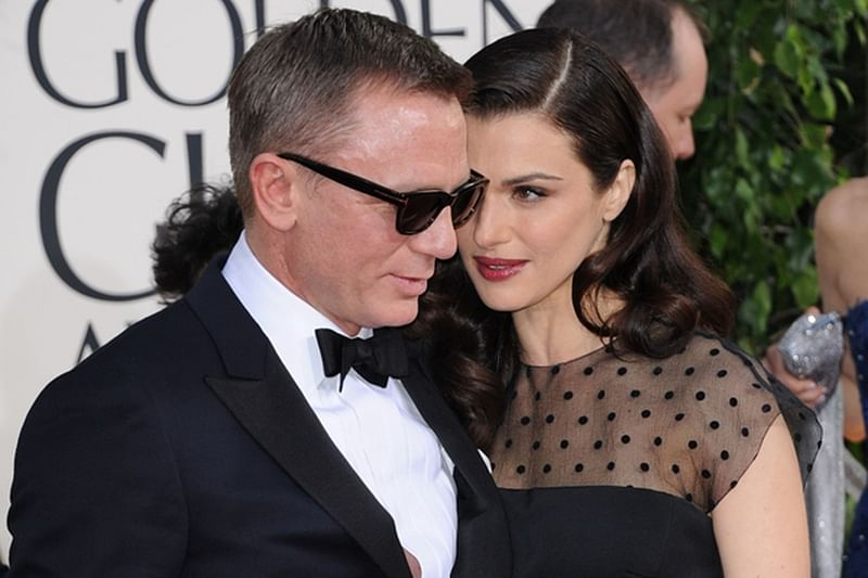 Good News! Daniel Craig, Rachel Weisz welcome a baby girl