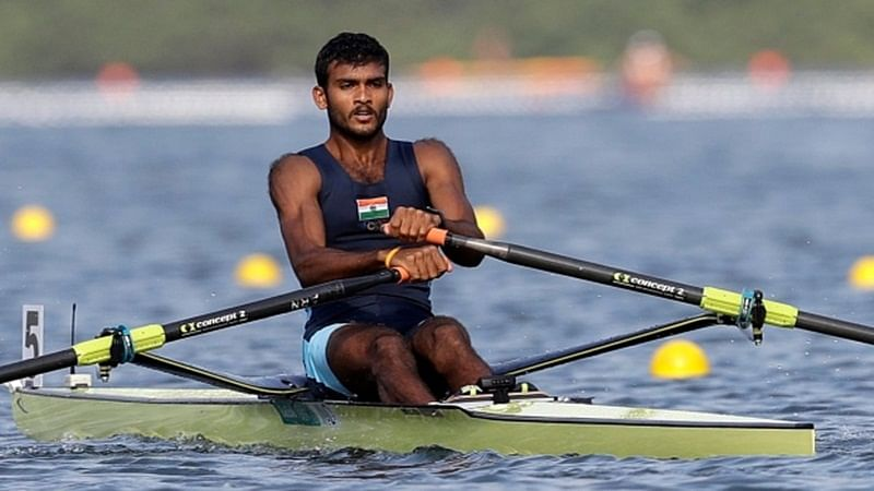 Epic saga: How India's rowing-star Dattu Baban Bhokanal overcame poverty to win gold