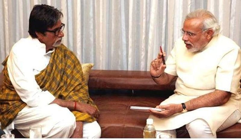 Happy Birthday Narendra Modi: Bollywood celebrities wish 'visionary' PM on 68th birthday