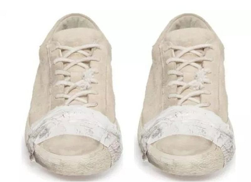 Golden Goose sells these crumbly 'Superstar' sneakers for Rs 38,000; Twitterati can't believe it, here's their reaction