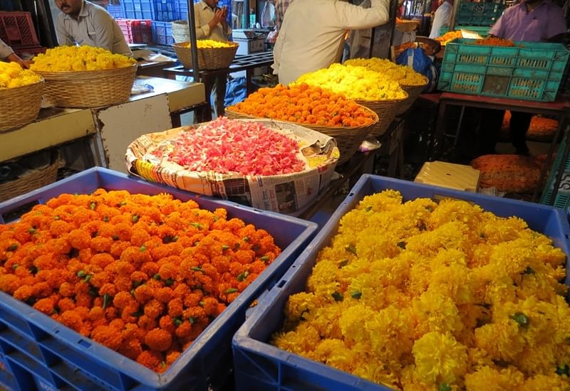 Ganesh Chaturthi 2018: Flower prices blooming, thorn in side of devout