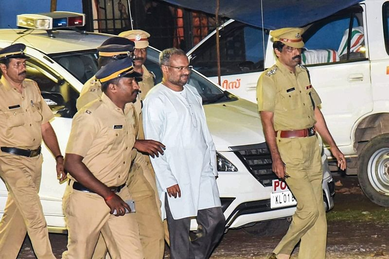 Kerala nun rape case: Hours after arrest, Bishop Franco Mulakkal hospitalised due to chest pain