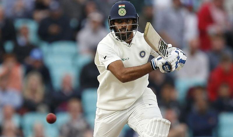 Being with Test squad enhanced confidence: Hanuma Vihari