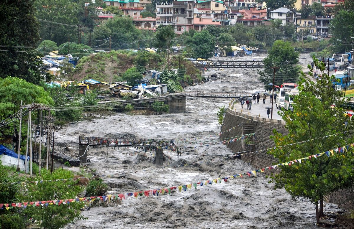 Himachal Pradesh rains: 300 people, including 45 stranded IIT students, are safe, says official