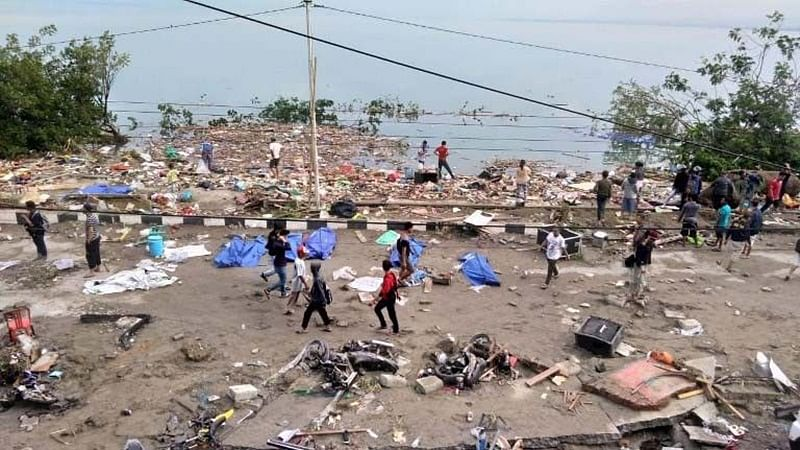 Indonesia: 1200 convicts escape from prisons post Tsunami disaster