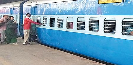 Indore: Indore-Udaipur train to run in evening from Feb 18