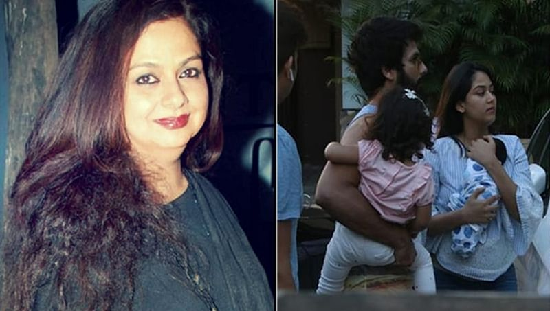 It is definitely sweet and exciting part in Misha's life: Shahid Kapoor's mom Neelima Azeem on arrival of Zain