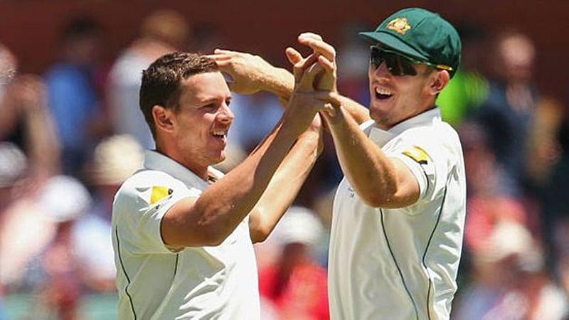 Mitchell Marsh, Josh Hazlewood selected as Test vice-captains of Australia