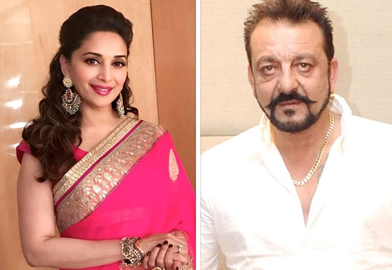 Kalank: Madhuri Dixit and Sanjay Dutt finally shoot TOGETHER; read full details