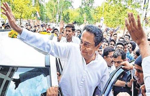 Bhopal: Kamal Nath new found  love for cow, private gaushalas under lens