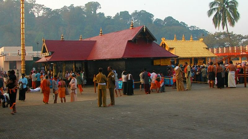 A somersault by all on Sabarimala