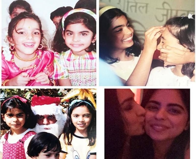 'Lust Stories' fame Kiara Advani and Isha Ambani are 'childhood BFFs'; here's proof