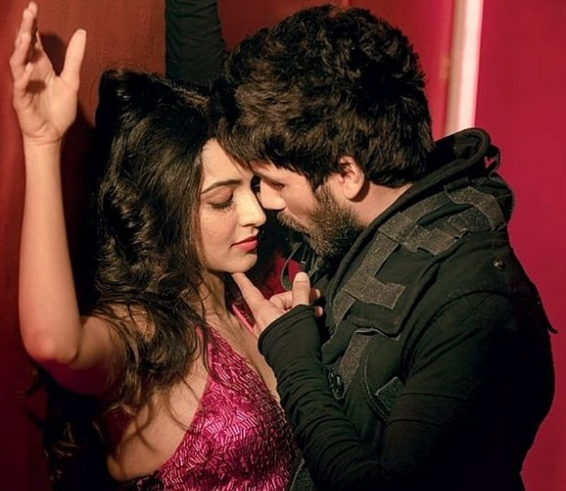 Urvashi song First Look! Check out the sizzling chemistry ofKiara Advani-Shahid Kapoor in 'Arjun Reddy' remake
