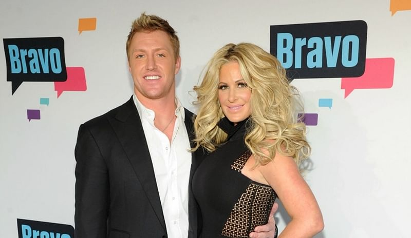 TV personality Kim Zolciak's husband not happy about her breast reduction