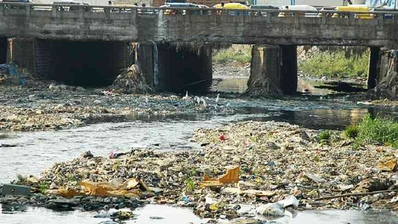 Central pollution board corrects state counterpart: Most polluted rivers in Maharashtra