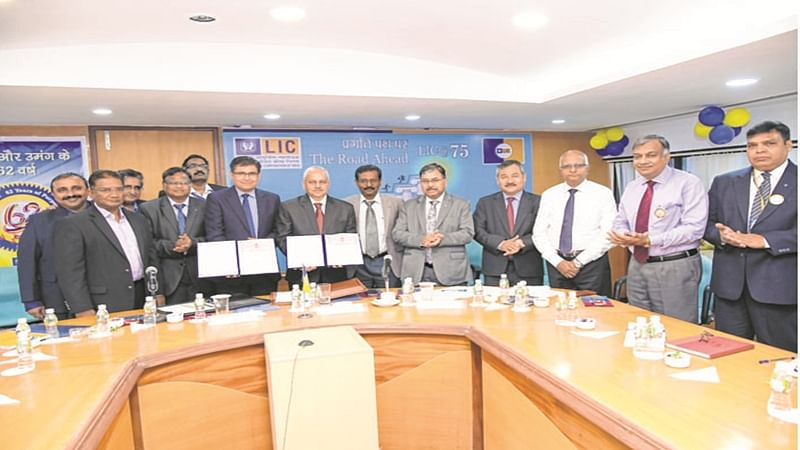 LIC to insure eligible demat account holders with CDSL