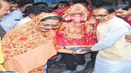 Bhopal: Ganpati Bappa Morya reverberates in air as Ganesha festival begins
