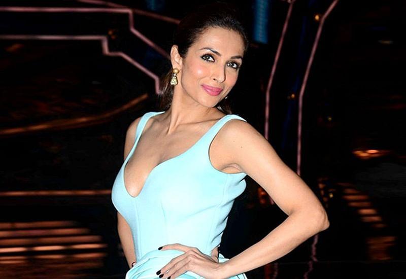 Malaika Arora has a wardrobe malfunction on India's Got Talent? Watch video