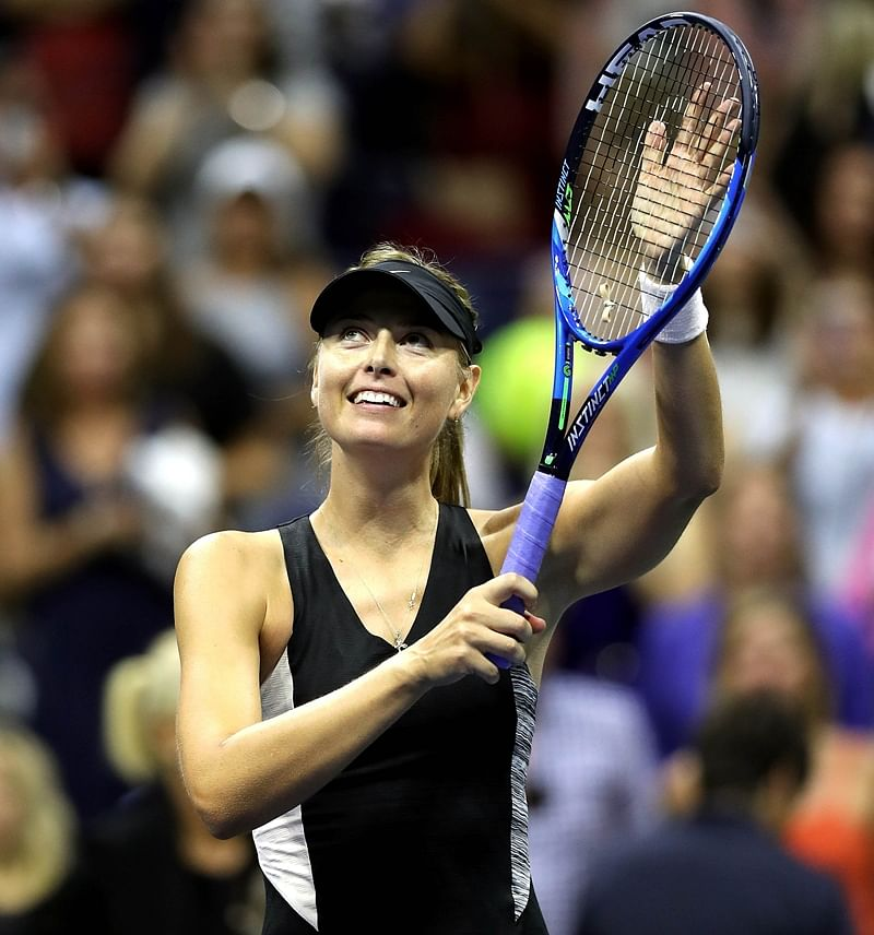 Maria Sharapova pulls out of Indian Wells due to shoulder injury