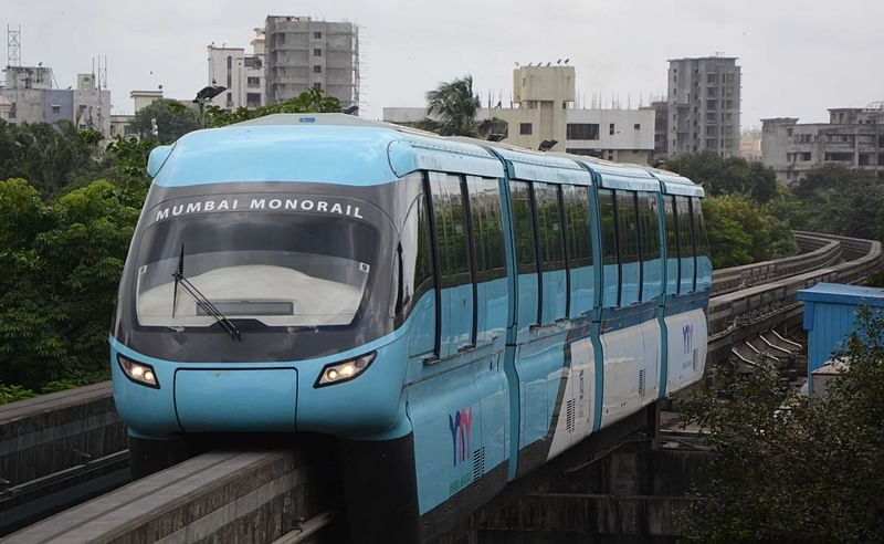 Mumbai: Entire monorail stretch operational