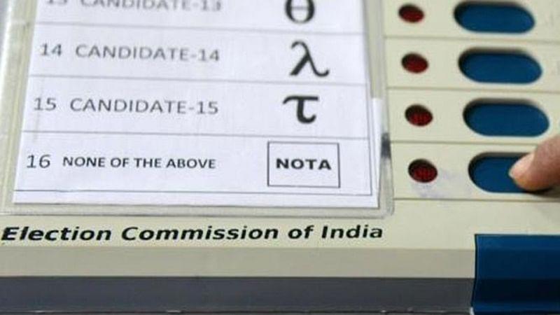 Election Commission removes NOTA option from Rajya Sabha, Legislative Council polls