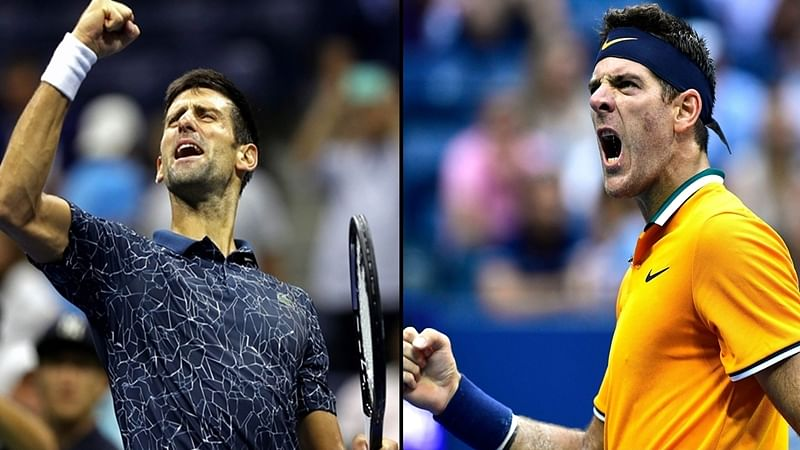 US Open 2018: Djokovic vs del Potro Men's Singles Final Live Streaming: When and Where to watch, Time in India