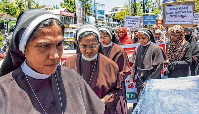 Nun seeks justice from Vatican in rape case