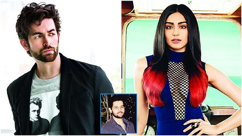Neil Nitin Mukesh to romance Adah Sharma in younger brother's maiden film